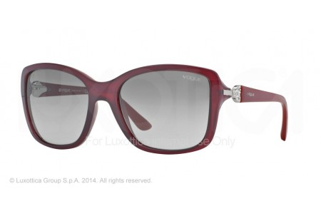 Vogue  0VO2832SB 213211 TRANSPARENT BORDEAUX