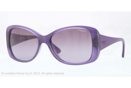 Vogue  0VO2843S 21518H TOP CRYSTAL METALLIZED VIOLET