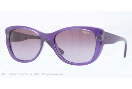 Vogue  0VO2844S 21518H TOP CRYSTAL METALLIZED VIOLET