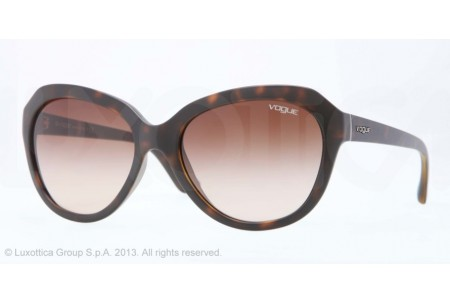 Vogue  0VO2845S W65613 MATTE DARK HAVANA