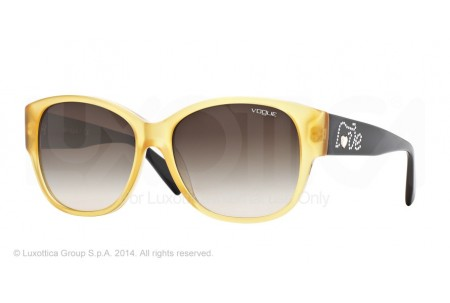 Vogue  0VO2869SB 219913 OPAL YELLOW