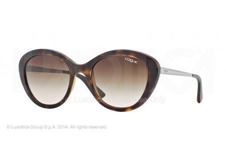 Vogue  0VO2870S W65613 DARK HAVANA DEMI SHINY