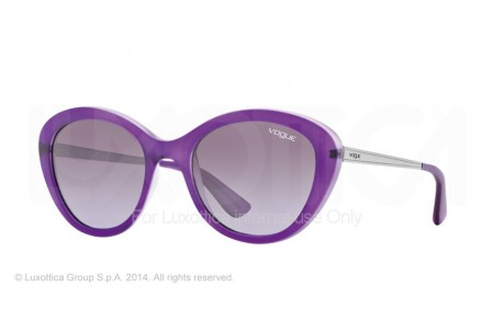 Vogue  0VO2870S 21908H TOP VIOLET/TRANSP DEMI SHINY