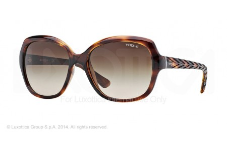 Vogue  0VO2871S 150813 STRIPED DARK HAVANA