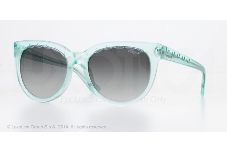Vogue  0VO2889S 221211 TRANSPARENT AQUA GREEN