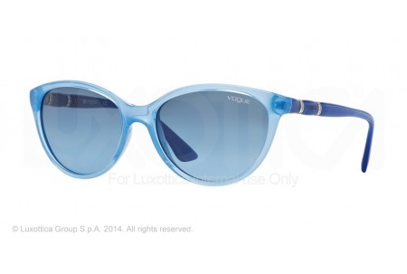 Vogue  0VO2894SB 21988F TRANSPARENT OPAL AZURE