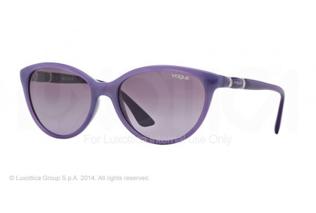Vogue  0VO2894SB 21958H TRANSPARENT OPAL VIOLET