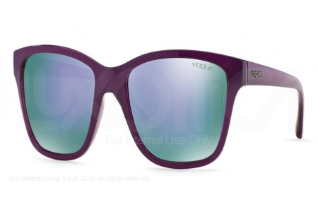 Vogue  0VO2896S 22774V DARK VIOLET/TRANSPARENT VIOLET