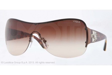 Vogue  0VO3878SB 560/13 DARK BROWN