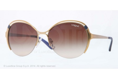 Vogue  0VO3907S 848/13 PALE GOLD DEMISHINY